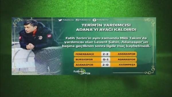 Levent Şahin, Adanaspor'u ayağa kaldırdı