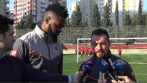Itandje: 'Takımın ligde kalması için elimden geleni yapacağım'