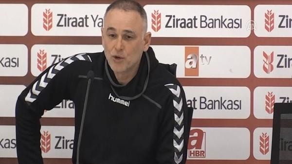 Atiker Konyaspor Yardımcı Antrenörü Fahrudin Ömerovic: 'Hedefimize ulaştık'