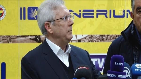 Aziz Yıldırım: 'Türk sporunun yeniden organize edilmesi lazım'