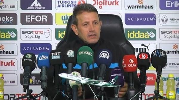 Bursaspor Yardımcı antrenörü Fuat Buruk: 'Burada enerji bittiyse her şey bitmiştir'