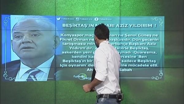 """""""Beşiktaş'ın mimarı Aziz Yıldırım"""""""