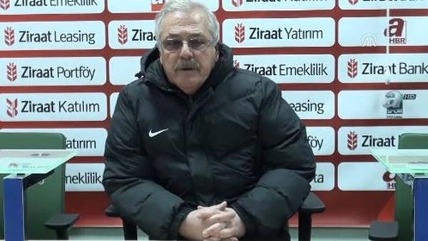 Kırklarelispor Teknik Direktörü Ekrem Al: 'Eksiklerimizi tespit ettik'