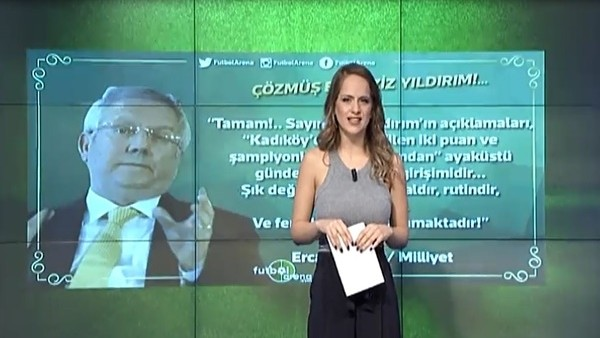 Ercan Güven: 'Çözmüş bizi Aziz Yıldırım'