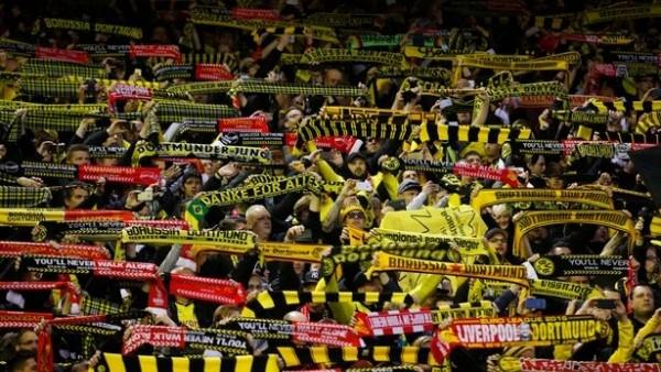 FIFA taraftar ödülü Dortmund ve Liverpool'un