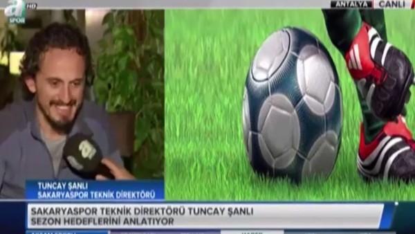 Tuncay Şanlı'dan Fenerbahçe açıklaması