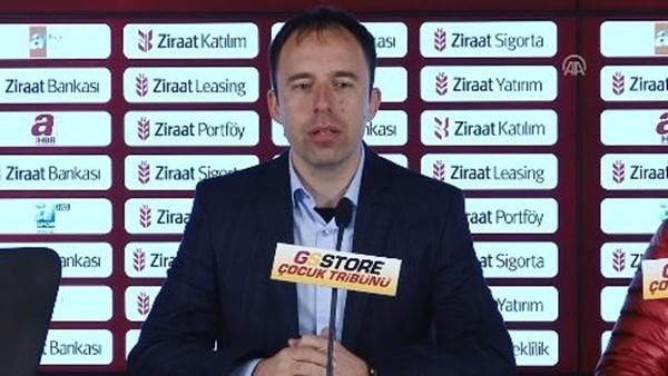 Serdar Sabuncu: 'Şampiyonlar Ligi maçlarına çıkıyor gibiydik'