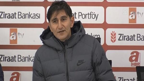 Kızılcabölükspor Teknik Direktörü Hasan Şermet: 'Bir tek gol bulamadık'