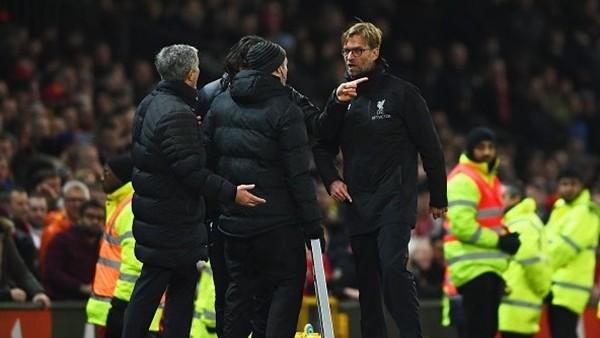 Klopp vs. Mourinho!