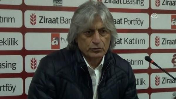 Kemal Kılıç: 'Oyuncularım gurur duyulacak bir oyun sergiledi'