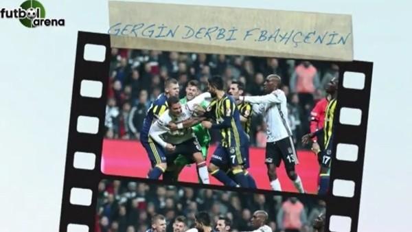 Haftanın Olayı - Gergin derbi Fenerbahçe'nin