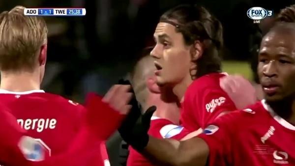 Enes Ünal'ın ADO Den Haag'a attığı gol