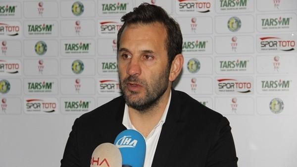 Okan Buruk'un Şanlıurfaspor maçı sonrası açıklamaları