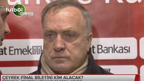 Advocaat'tan Beşiktaş derbisi öncesi Kadıköy hatırlatması