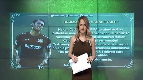 Hakan Çalhanoğlu neden men cezası aldı?