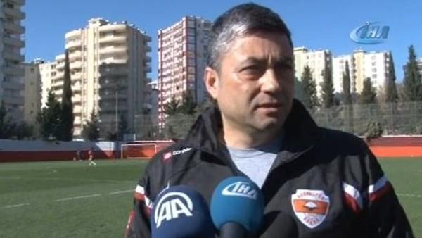 Levent Şahin: 'Osmanlıspor'u iyi analiz ettik'