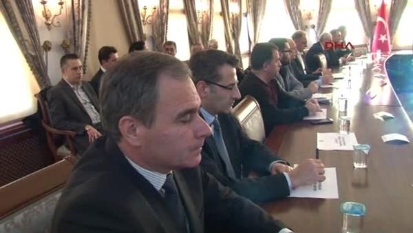 Derbinin İl Spor Güvenlik toplantısı başladı
