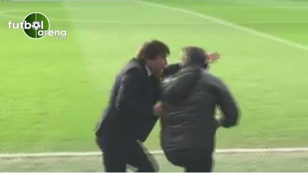 Conte çileden çıktı