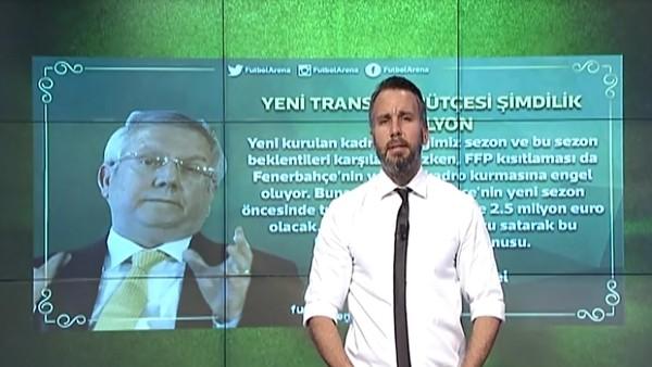İşte Fenerbahçe'nin transfer bütçesi