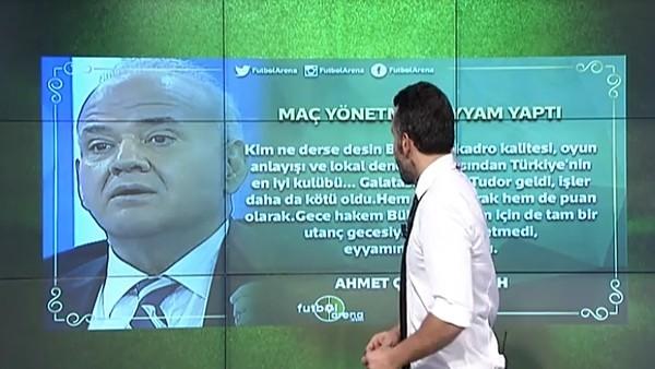 """Ahmet Çakar: """"Bülent Yıldırım eyyamın kralını yaptı"""""""