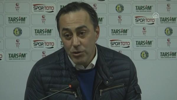 Ogün Temizkanoğlu'nun Sivasspor maçı sonrası açıklamaları