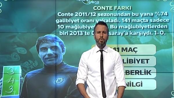 Antonio Conte kaybetmiyor!