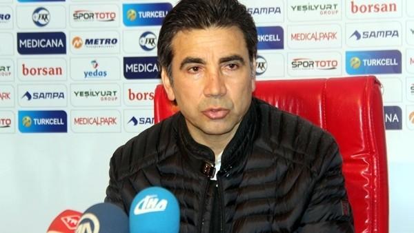 Osman Özköylü: 'Rakip maça forvetsiz çıktı'