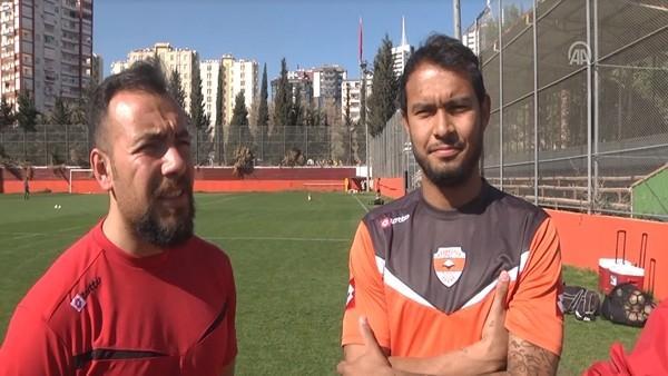Vinicius: 'Galatasaray'ı yenerek Adana'ya 3 puanla dönmek istiyoruz'