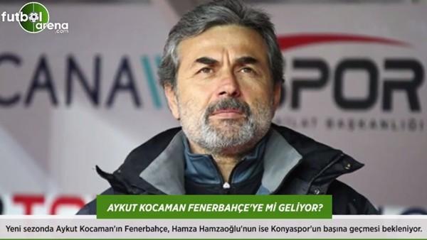 Aykut Kocaman, Fenerbahçe'ye mi geliyor?