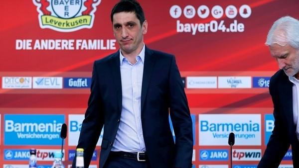 Tayfun Korkut resmen Leverkusen'de
