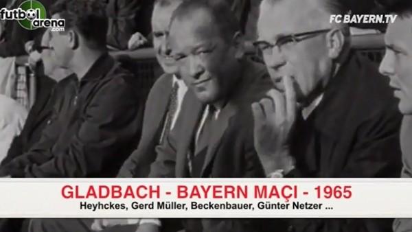 Gladbach - Bayern Münih - 1965