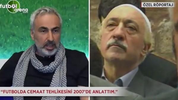 "Adnan Aybaba: ""FETÖ'yü 2007'de anlattım"""