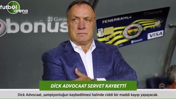 Dick Advocaat servet kaybetti