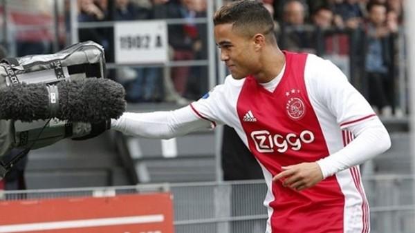 Kluivert'ın oğlu ilk golünü attı