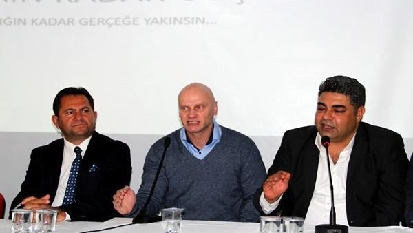 Arsenal'in yetenek avcısı İstanbul'da