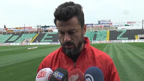 Denizlispor, Büyükşehir Gaziantepspor maçı hazırlıklarını sürdürdü