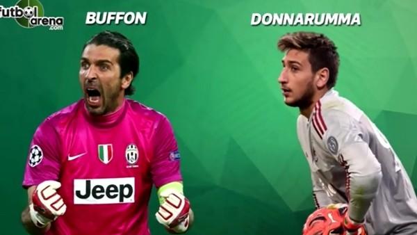 Buffon'un varisi Donnaruma
