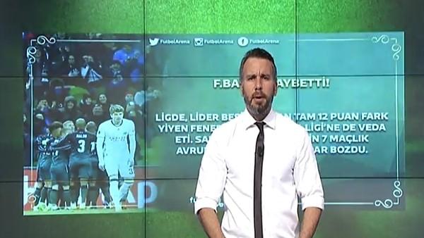 Fenerbahçe'nin 7 maçlık serisi bozuldu