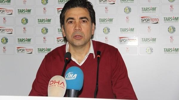 Osman Özköylü: 'Hızlı oynayamadık'