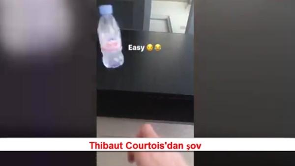Thibaut Courtois'dan şov