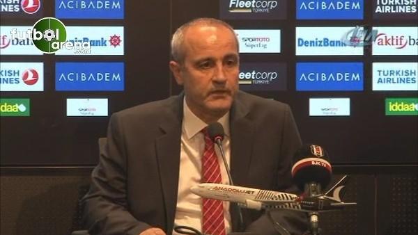 Eyüp Arın, Beşiktaş yenilgisinin sebebini açıkladı