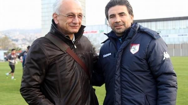 Osman Özköylü: 'İlk yarıdaki takım ile bu takım arasında dağlar kadar fark var'
