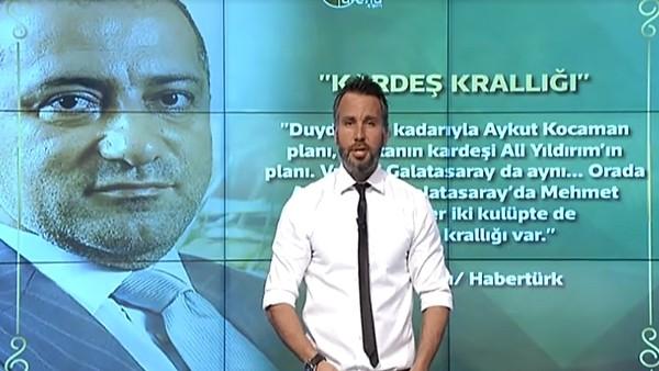 """Fatih Altaylı: """"Kardeş krallığı"""""""