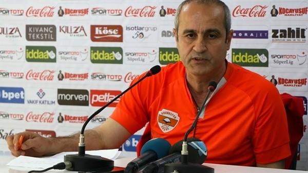 Eyüp Arın: 'Beşiktaş maçında elimizden geleni yapacağız'