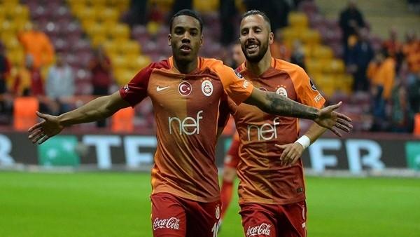 Galatasaray - Adanaspor maçından kareler