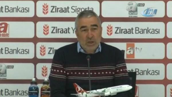 Samet Aybaba: 'TFF 1. Lig'den şampiyon olarak çıkmak istiyoruz'