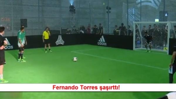Fernando Torres şaşırttı