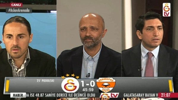 Garry Rodrigues'in golünde GS TV!
