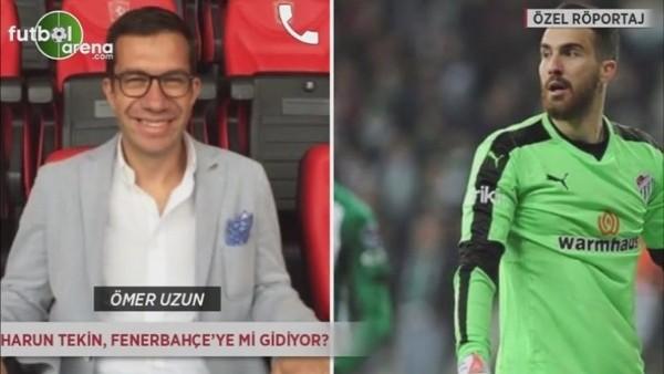 Harun Tekin, Fenerbahçe'ye mi gidiyor?