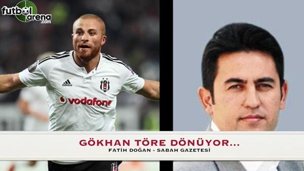 Gökhan Töre, Beşiktaş'a dönecek mi?